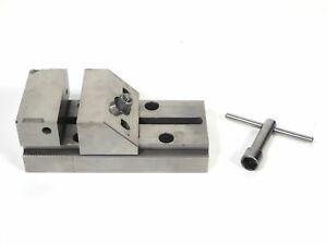 Hermann Schmidt 4 Capacity Precision Grinding Vice Vise Machinist Tools V0 4