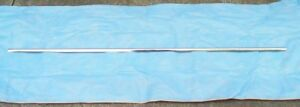 New Reproduction 1963 1964 Plymouth Fury Sport Fury Savoy Deck Lid Moulding
