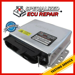Testing Service For Porsche 944 Ecu Dme Engine Computer Control Unit 0261200086