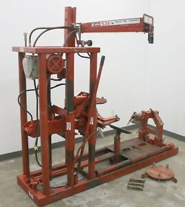 Coats S34heavy Duty Truck Tire Machine For Large Tires Hit5000 Changer