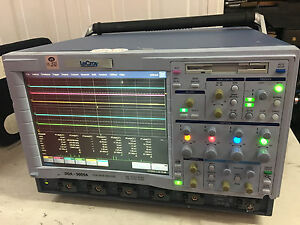 Lecroy Dda5005a Xl 5ghz 20gs s Disk Drive Analyzer Wavemaster 8500 Oscilloscope