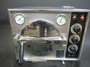 Ocm Dental Steam Autoclave Sterilizer For Instruments