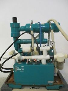 Apollo Avg10tnr Dental Vacuum Pump System For Operatory Suction