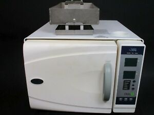 Delta Q Dental Steam Autoclave Sterilizer For Instruments