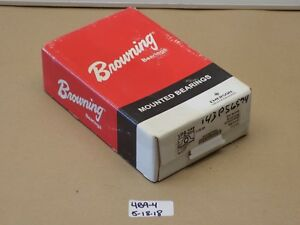 new In Box Browning Pillow Block Bearing Vps 223 1 7 16