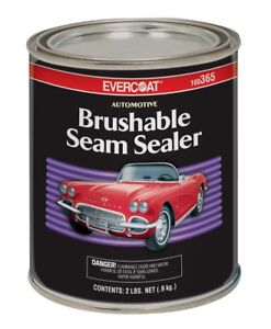 Evercoat 365 Brushable Auto Body Seam Joint Sealer Quart
