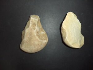Neolithic Hand Axe Scrapper From Iberian Tribes Ref 3 54