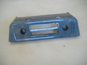 Vw Type 3 Radio Faceplate Face Plate 68 74 Yr Stock Squareback
