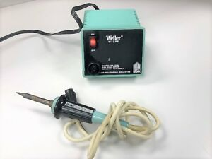 Weller Wtcps Solder Work Station And Iron
