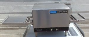 Lincoln Impinger 1301 Commercial Electric Countertop Pizza Conveyor Oven