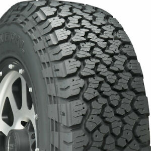 4 New Lt235 80 17 General Grabber Atx 80r R17 Tires 43615