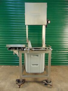 Hobart 6801 Meat Saw Commercial Meat Saw Butcher Saw