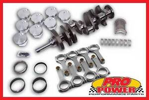 New Fe Ford 427 Block Street Strip Stroker Kit 452ci To 458ci H plus