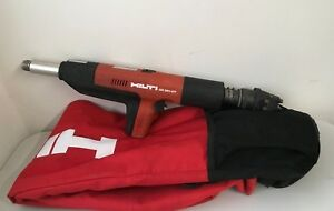 Hilti Dx 351 ct Powder Actuated Tool