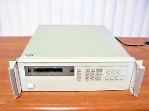 Agilent Hp Keysight 6629a Precision Power Supply 50 W 4 Outputs W opt 750 909
