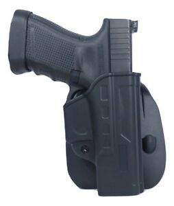 Tactical Scorpion Gear: Fits Glock 19 23 32 Polymer OWB Fast Draw Holster