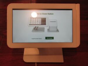 Clover C100 Retail Pos Business Touch Screen screen Only W Usb Cable