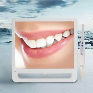 17 Inch Htc Screen Monitor Dental Intraoral Oral Camera System 5 Millions Pixels