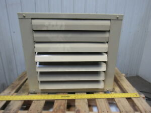 Thermal Transfer Ao 25 Hydraulic Heat Exchanger 208 230 460v 3ph Fan 300psi