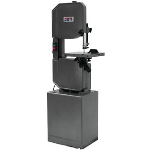 Jet 414504c J 8203k 14 Metal wood Vertical Bandsaw