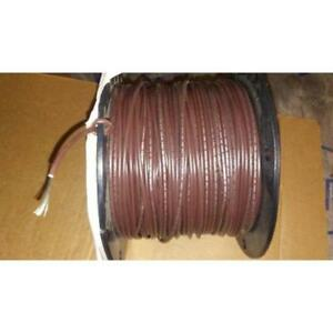 Anixter Klt1015 18 16 1 40007501 18 Awg Wire 16 Strands Tinned Copper Pvc 530