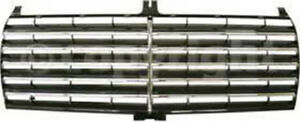 Cpp Black Grill Assembly For Mercedes benz 190d 190e Grille