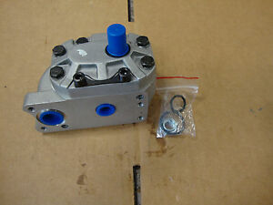 706 756 766 International Tractor Hydraulic Pump