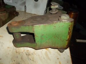 John Deere Hitch Square Baler Mower Conditioner Draw Bar Hitch Extension