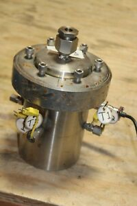 Parr Instrument Co High Pressure Reactor Vessel 236hc10 T316