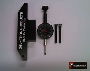 Flowbench Harley Twin Cam Vof Bracket And Dial Indicator Kit