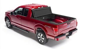 05 16 Frontier Truck 92501 Bakbox 2 Tonneau Cover Fold Away Utility Bed Tool Box