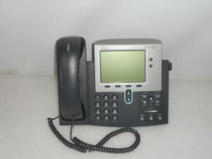 Lot Of 10 Cisco 7942 Cp 7942g Ip Voip Business Phone