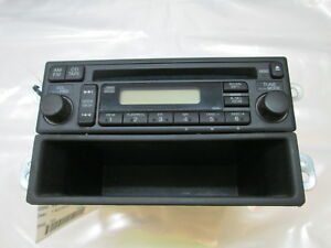 07 08 09 10 Honda Element Cd Player Radio Oem 2bw0 Lkq