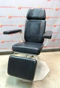 Umf Exam Table Chair 8612 Ent Blood Draw Tattoo Phlebotomy Procedural