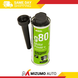 Bizol Motor Power G80 Gasoline Additive Fuel Injection Cleaner Made In Germany