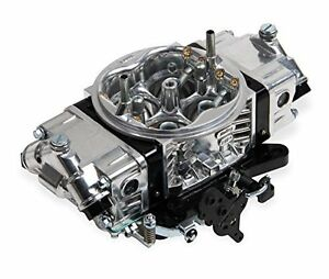 Holley 0 67201bk Track Warrior Carburetor 4 Bbl 850 Cfm Model 4150hp Mechan