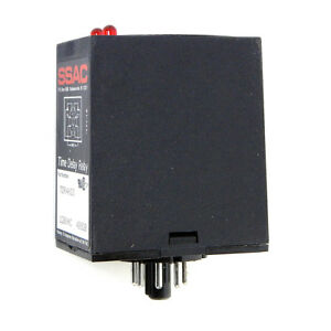 Ssac Time Delay Relay Tdr4a33