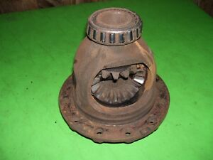 Dodge Ram Dana Spicer 60 Open Differential Gears Carrier 3 55 3 54 Single Trac