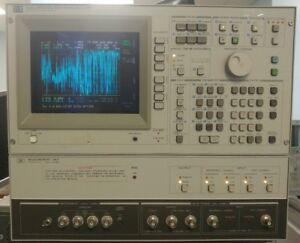 Hp Agilent 4194a Impedance gain phase Analyzer W Opt 350 Measurement Unit