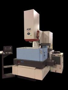 Agie Agietron Compact 3 Sinker Electrical Discharge Machine Edm
