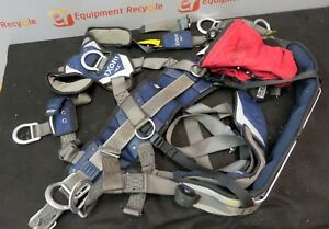Exofit Nex Dbi Sala Full Body Tower Climbing Harness Seat 1113192 Lg 2010
