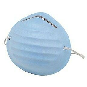 600 Pcs 3m Disposable Molded Surgical Mask Blue Dental Dust Earloop