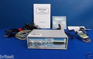 Bitscope Model 310 Dual Channel Mixed Signal Oscilloscope