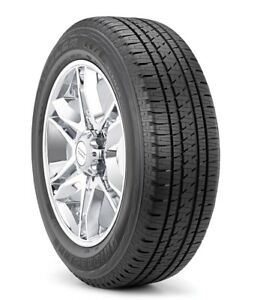 4 New Bridgestone Dueler H L Alenza Plus 107h Tires 2555520 255 55 20 25555r20
