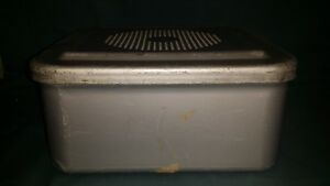 Aesculap Jn341 Half Size Sterilization Container Case Medical Surgical Dental Or