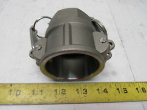 1 1 4 D 150 Ss316 Stainless Steel Camlock Female Fitting