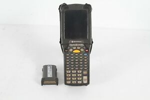 Symbol Motorola Mc9090 Wireless Barcode Scanner W battery