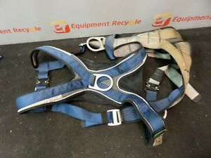Dbi Sala Safety Fall Protection Harness Tower Climbing 1108602 Large Aug 2008