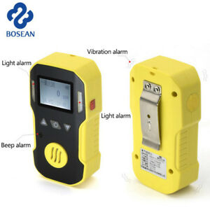 Mini Portable Industrial O3 Gas Test Detector Meter Ozone Analyzer Lcd Monitor