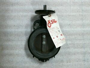 New Sure Seal 4 500 169515 4 Butterfly Valve Ductile Nitrile 60 Day Warranty